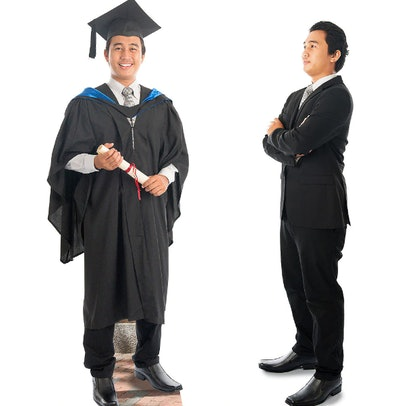 Custom Graduation Standee