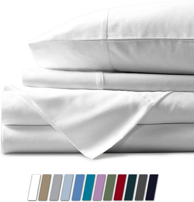 Mayfair Linen 100% Egyptian Cotton Sheet Set