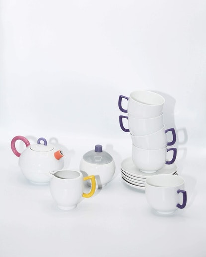 Post Modern Tea Set