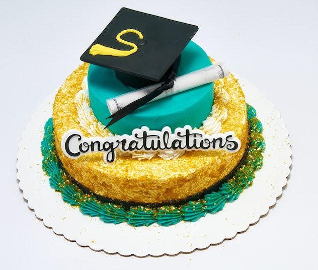 sam's club graduation cake