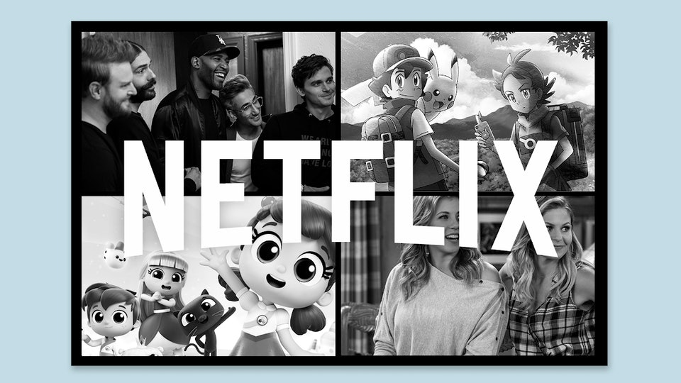 A breakdown of the family-friendly shows and movies coming to Netflix this month.