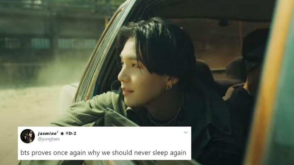 BTS' Suga's Daechwita Music Video