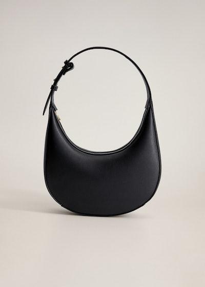 Mango Oval Short Handle Bag