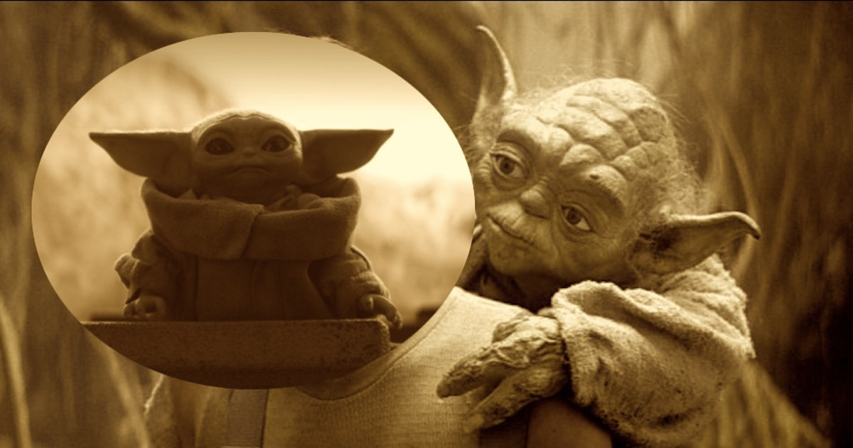 George Lucas reveals a shocking connection between Yoda and Baby Yoda