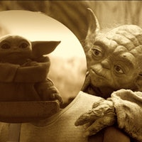 Star Wars: George Lucas reveals a shocking connection between Yoda and Baby Yoda