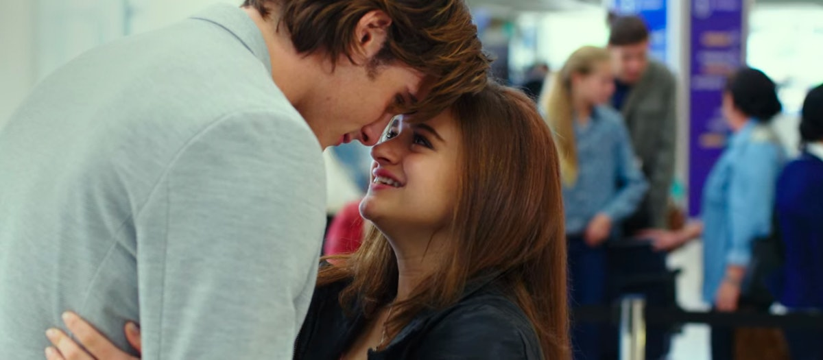 Jacob Elordi and Joey King in 'The Kissing Booth'