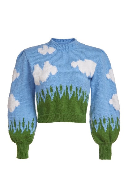 Clouds Knit Sweater