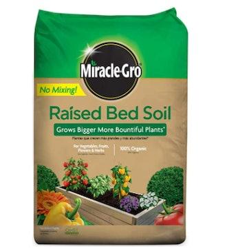 Miracle-Gro Raised Bed Soil, 1.5 cu. ft.