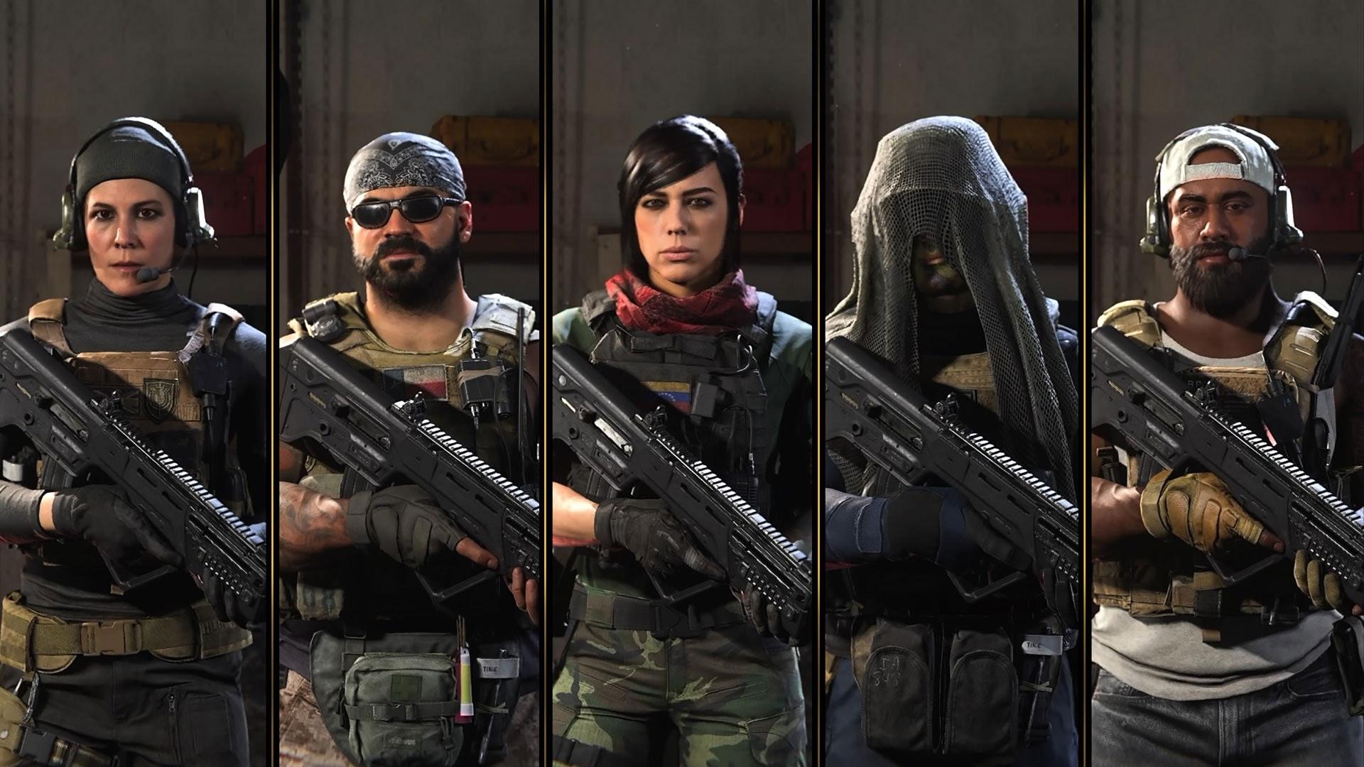 Call Of Duty Modern Warfare Season 4 Teases A Fan Favorite New Operator