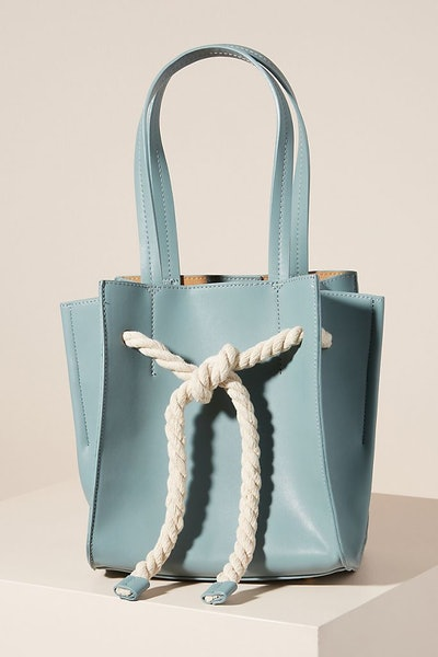 Melie Bianco Monica Rope Tote Bag