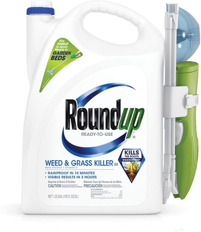 Roundup Ready-To-Use Weed & Grass Killer III (170 Ounces)