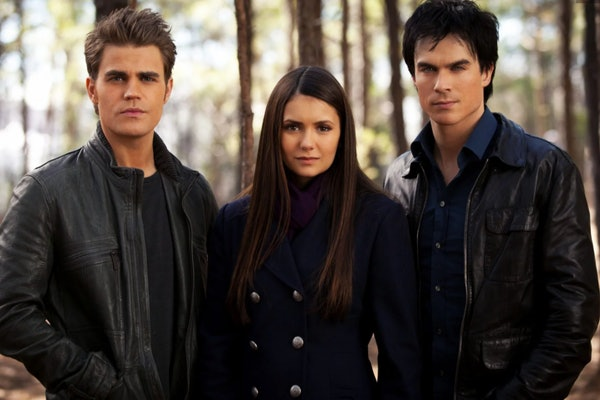 The CW's 'The Vampire Diaries'