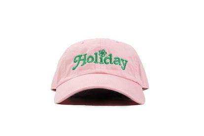 LOGO CAP PINK