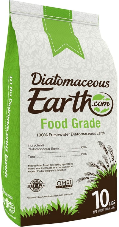 Diatomaceous Earth (10 Pounds)