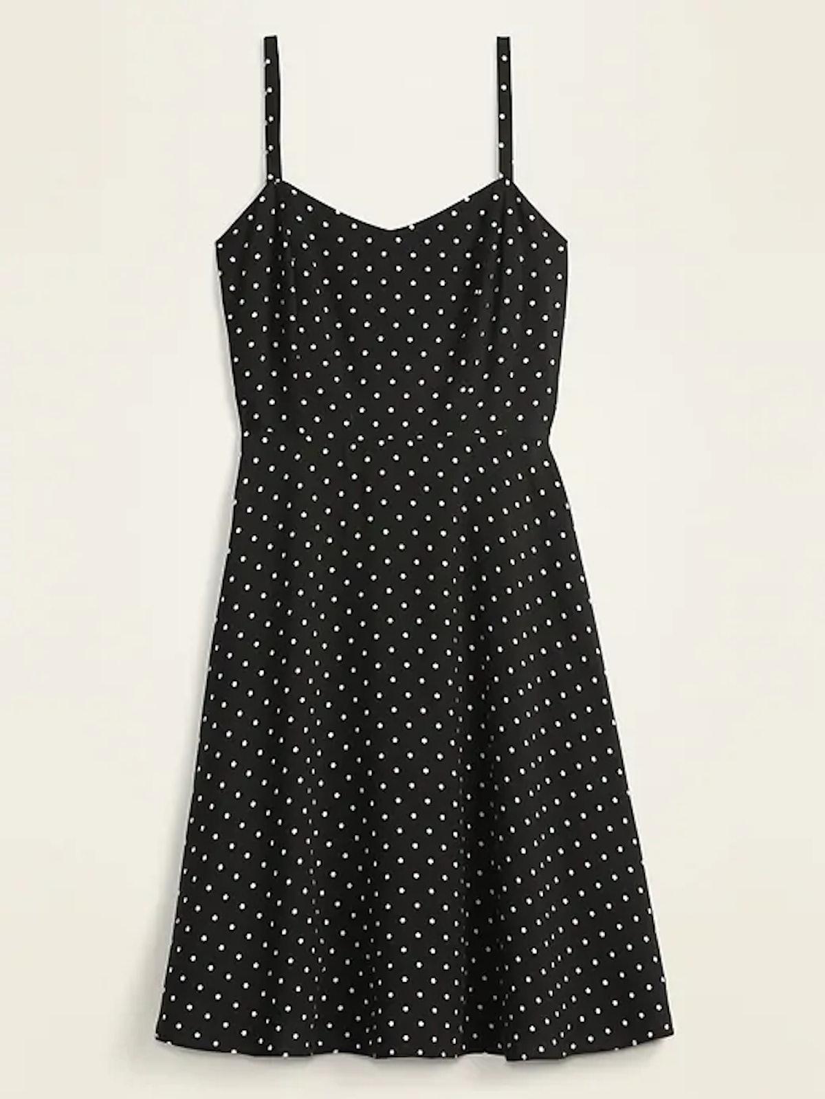 Fit & Flare Cami Mini Dress