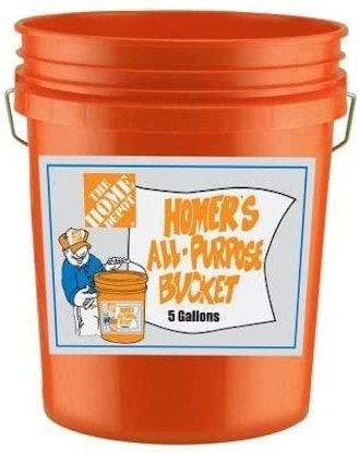 Home Depot Homer Bucket (5-Gal)