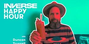 Duncan Trussell talks 'Midnight Gospel' S2 and that UFO video