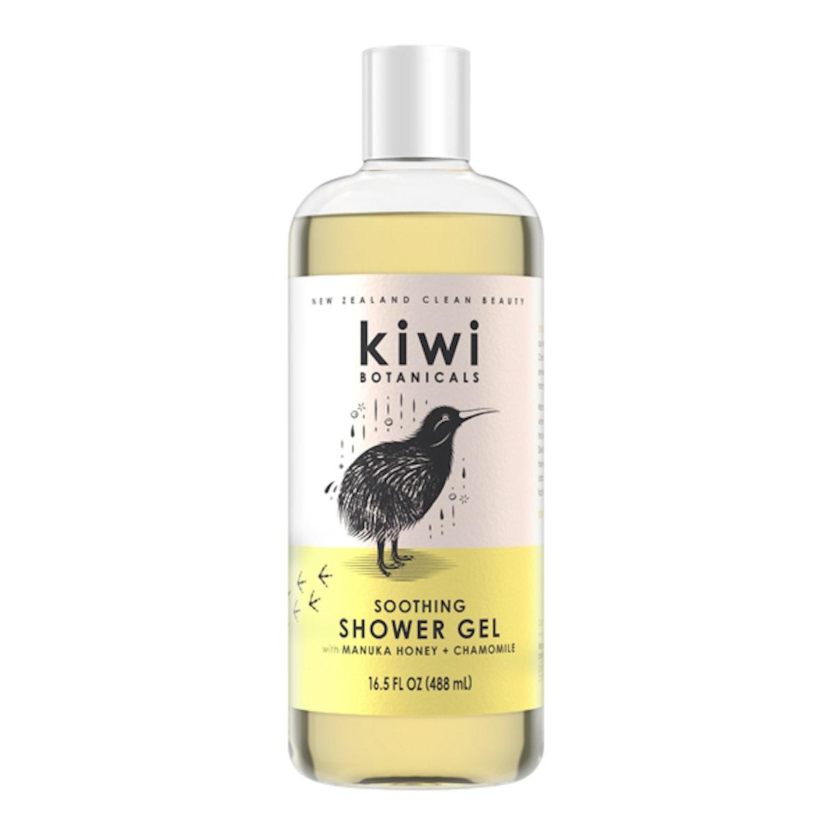 Soothing Shower Gel with Chamomile and Manuka Honey