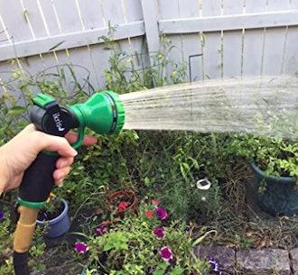 ikris Metal Lever Garden Hose Nozzle