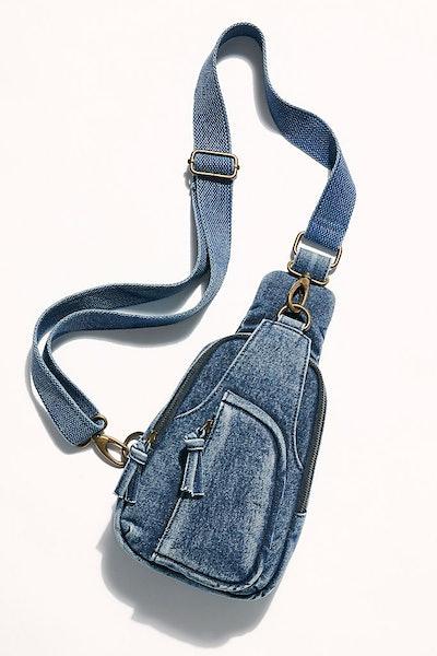 Free People Hudson Sling Bag