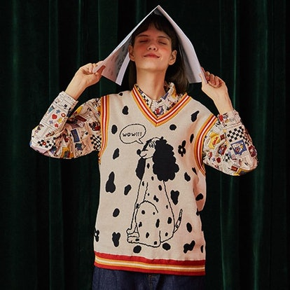 The Dalmatian Vest
