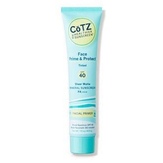 FACE Prime & Protect Tinted SPF 40