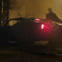 "'The Batman' star reveals what makes this Batmobile more ""badass"" than ever"