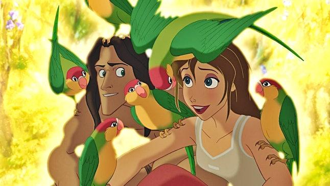 Tarzan on Disney+