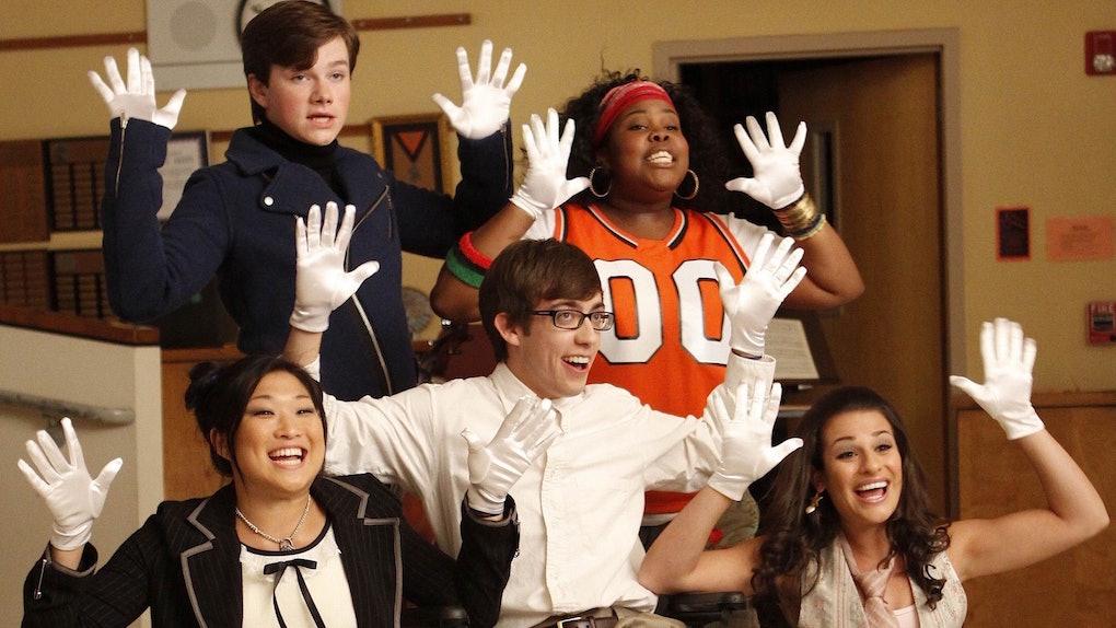Ryan Murphy wrote that he wants to reboot 'Glee' with Ben Platt and Beanie Feldstein.