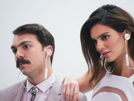 Kirby & Kendall Jenner in 'Kirby Jenner'