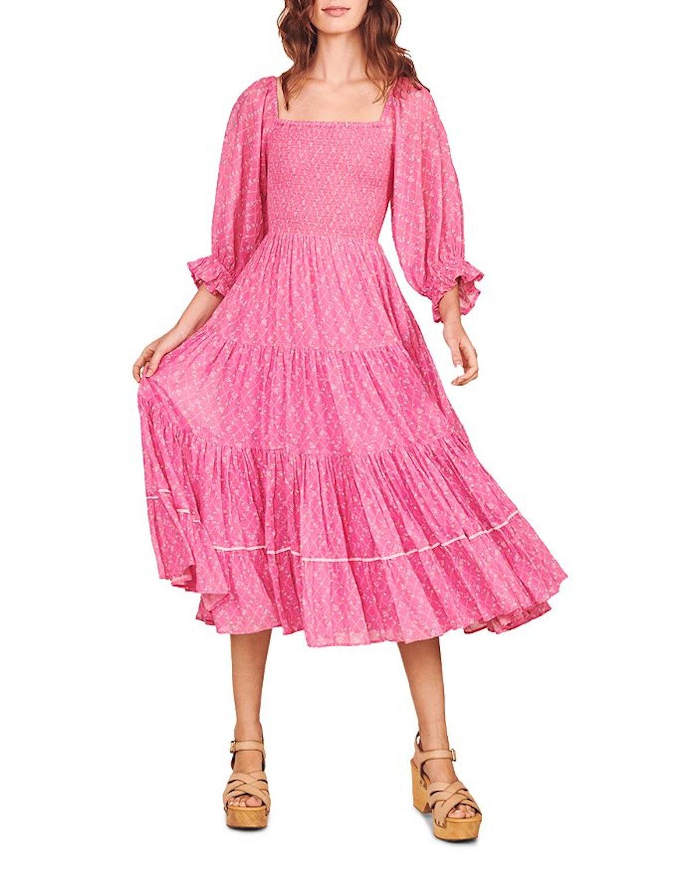 Rigby Midi Dress
