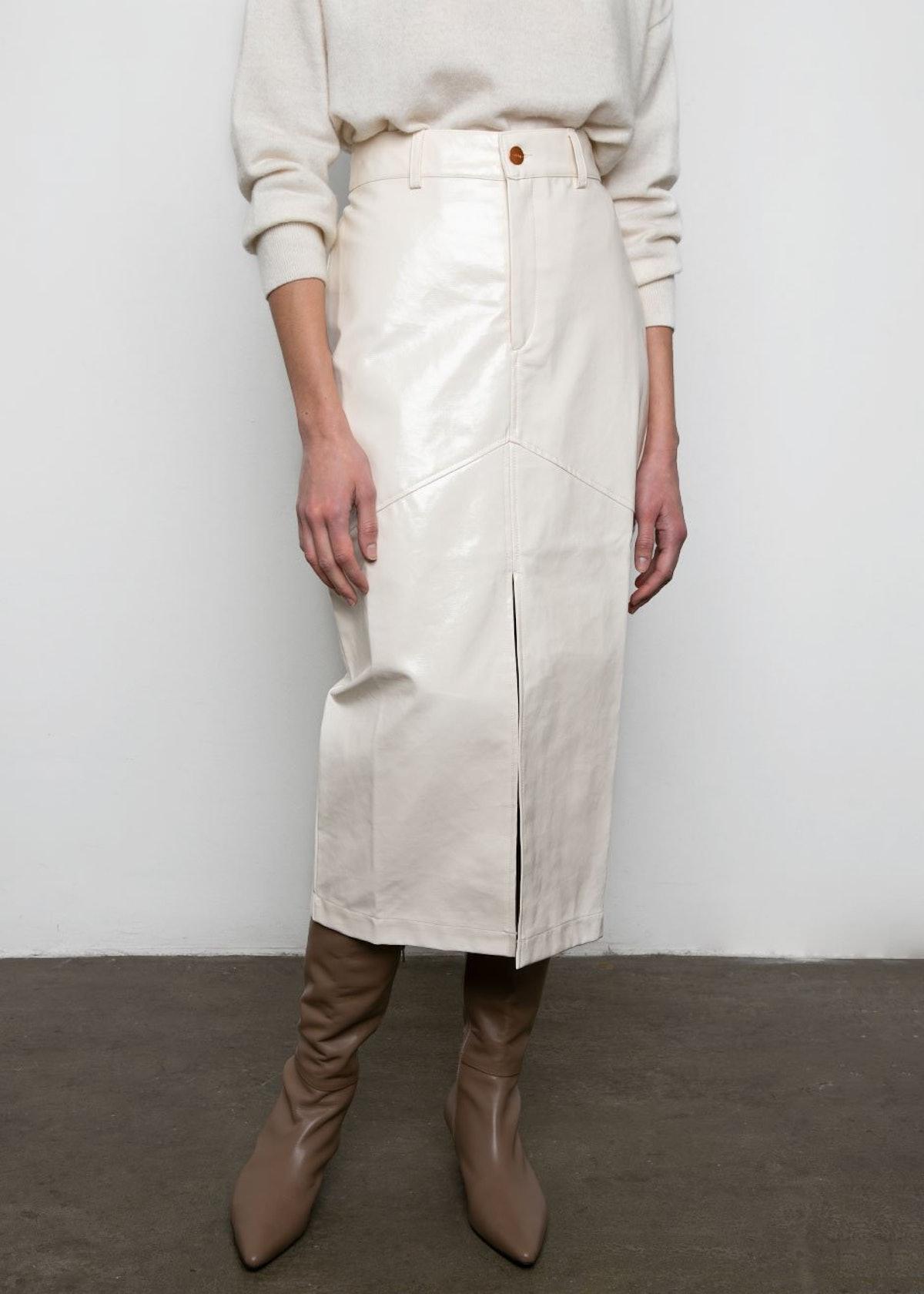 Harmonia Nicco Waxed Skirt