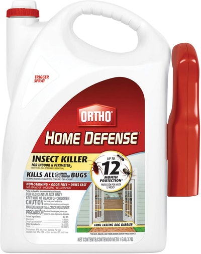 Ortho Home Defense Insect Killer For Indoor & Perimeter (1.33 Gallons)