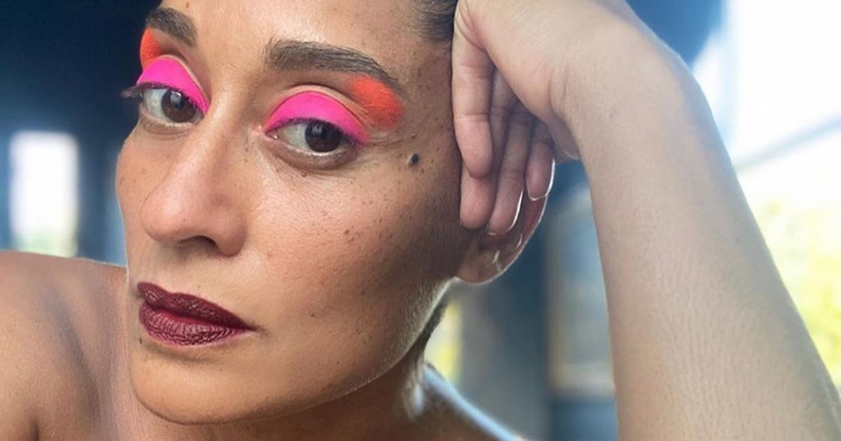 The Quarantine Eyeshadow Look You Should Try Next, Courtesy Of Tracee Ellis Ross, Lady Gaga, & More