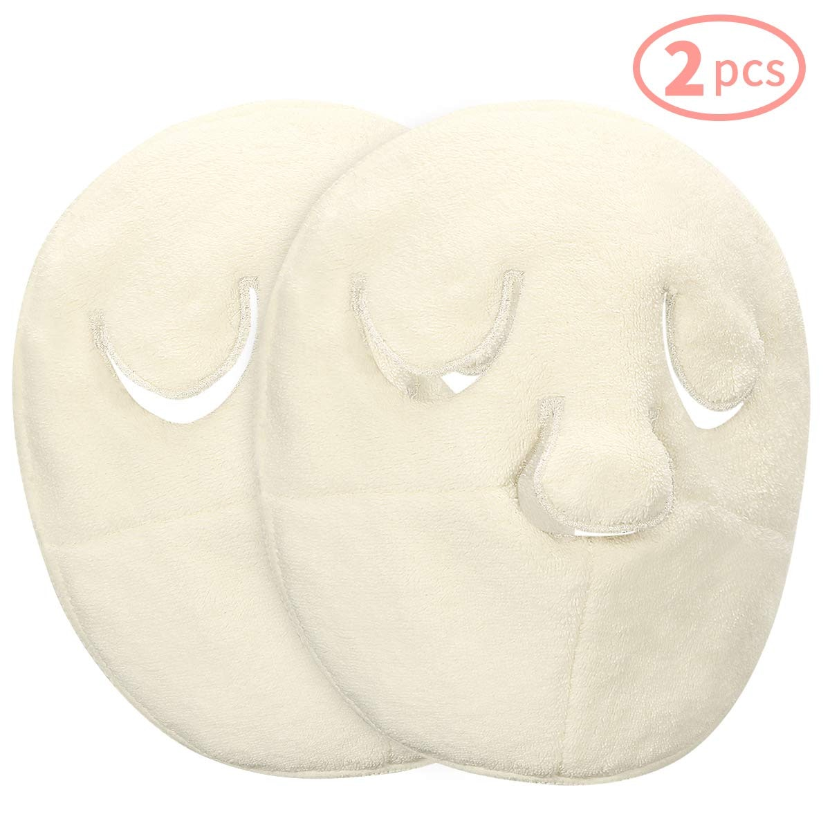 ProCIV Reusable Face Towel Masks (2-Pack)