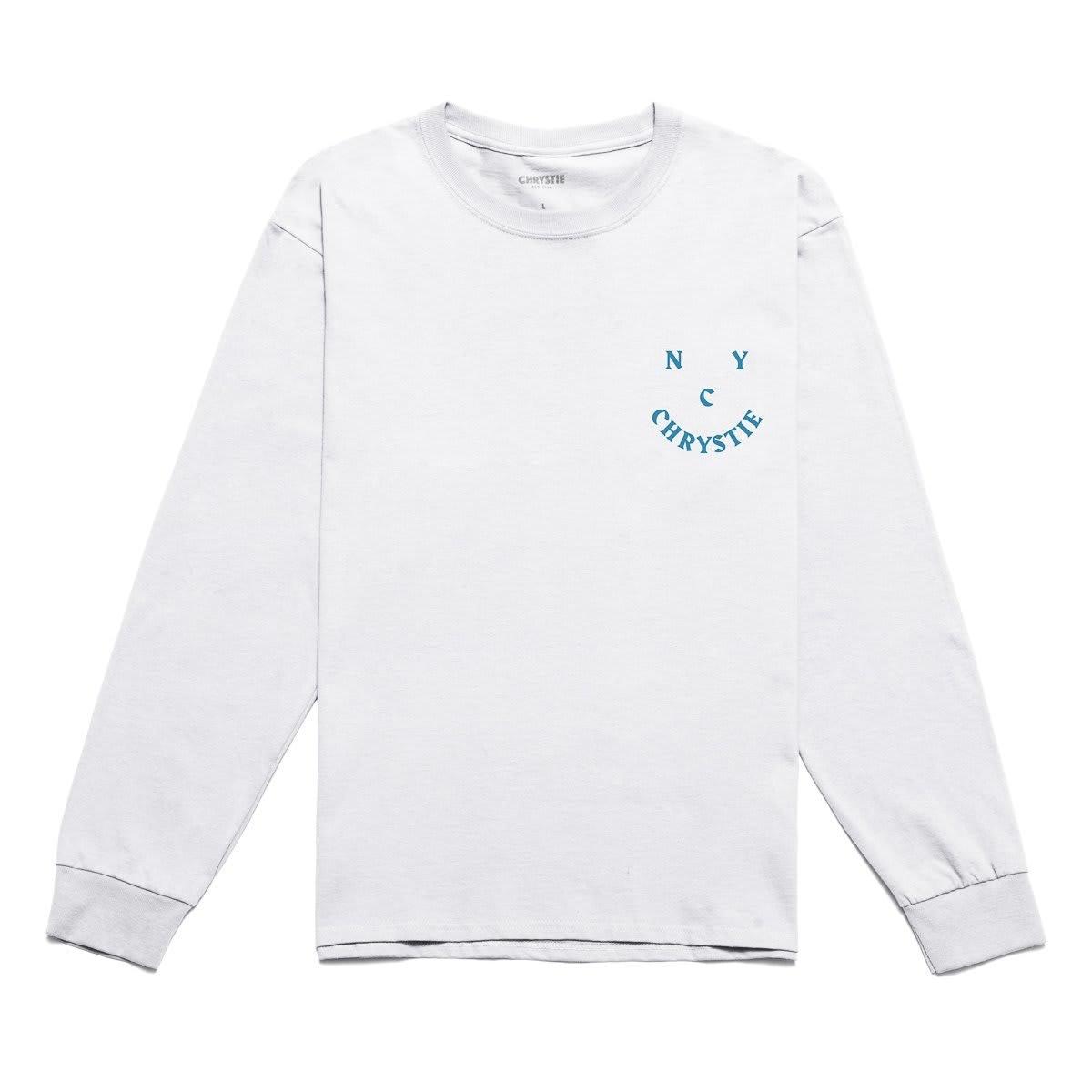 Smile Logo Long Sleeve T-Shirt