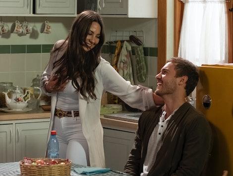 Kelley Flanagan & Peter Weber on 'The Bachelor'