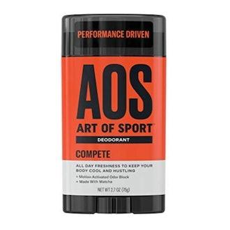 Art of Sport Men's Deodorant Compete Scent
