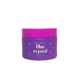 Lilac Crystal Brightening Shimmer Peel-Off Mask by Peach Slices