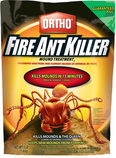 Ortho Fire Ant Killer Mount Treatment (3 Pounds)