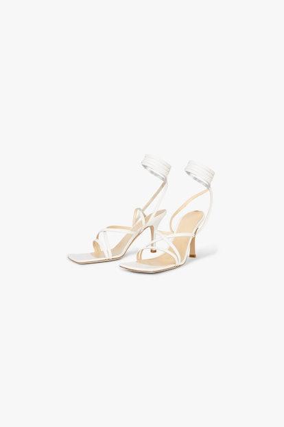 Ophelia Sandals White