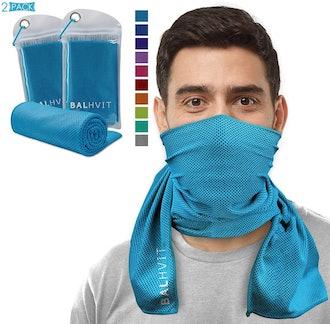 Balhvit Instant Relief Cooling Towel