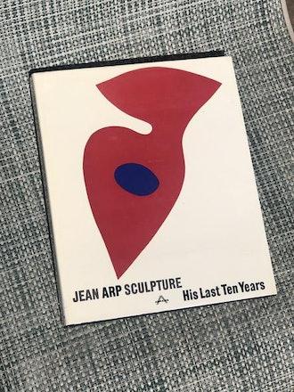 Jean Arp Sculpture: His Last Ten Years, 1968