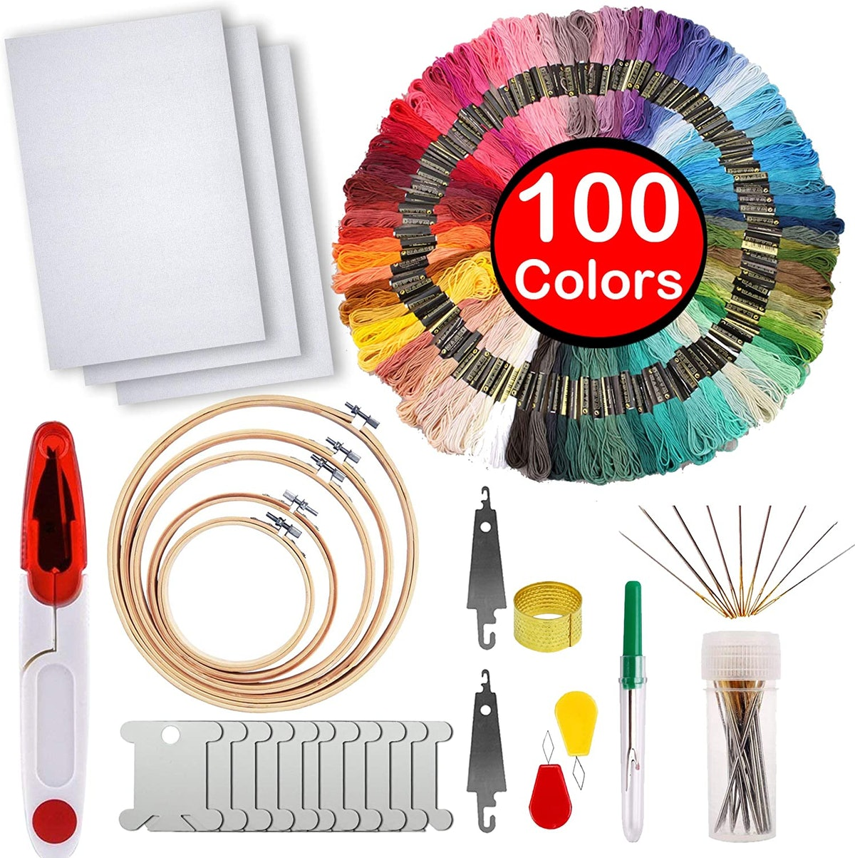 MDPQT Embroidery Starter Kit