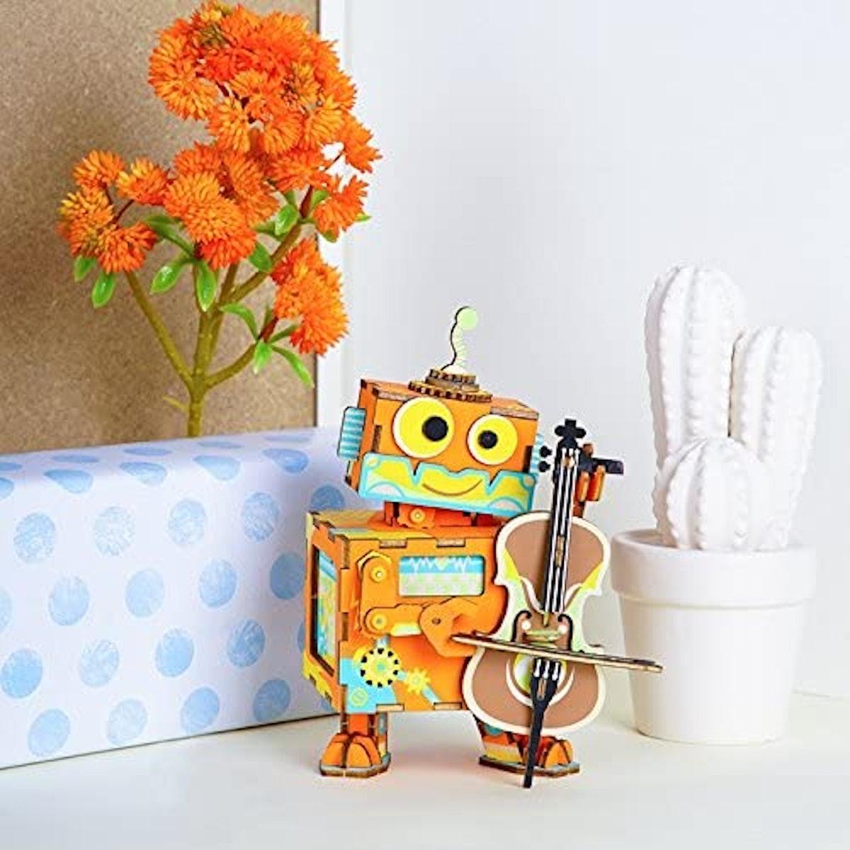 ROBOTIME 3-D Puzzle