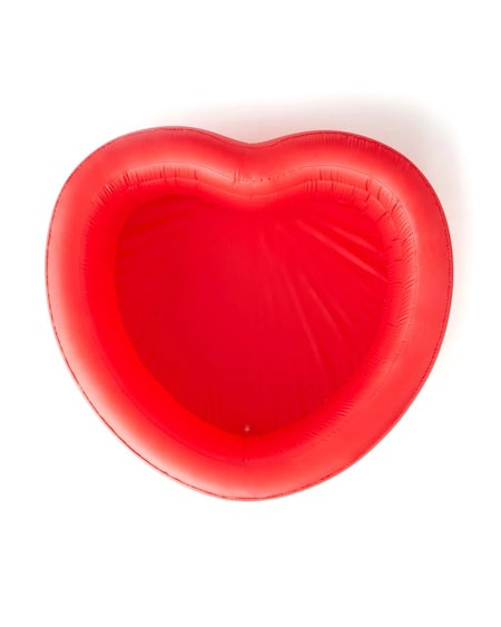 Heart Shaped Inflatable Pool