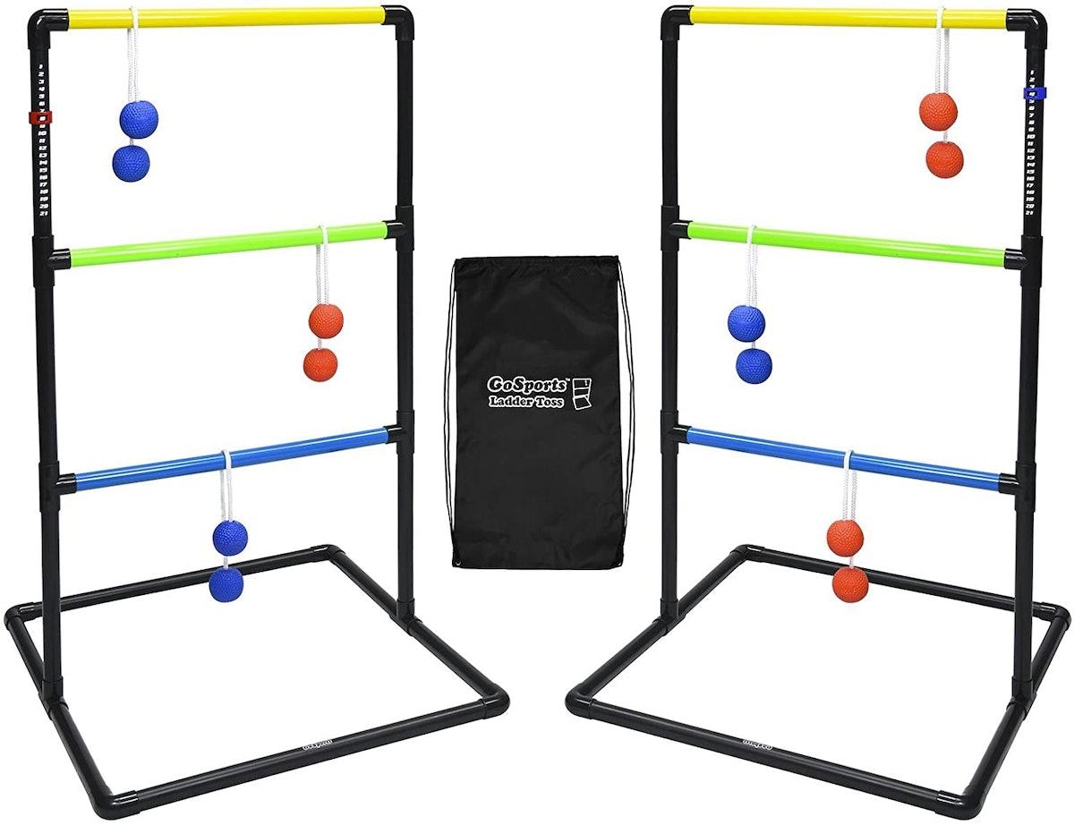 GoSports Ladder Toss Game Set