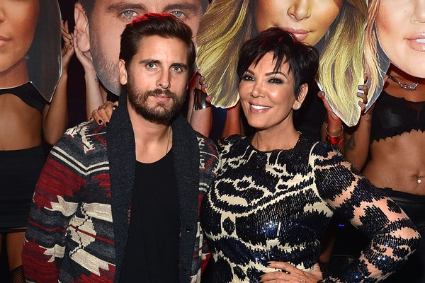 Kris Jenner's Instagram for Scott Disick's 37th birthday is filled with love.