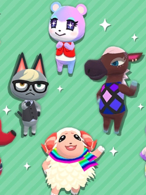 Animal Crossing Tier List Raymond And 7 More Of The Best Villagers