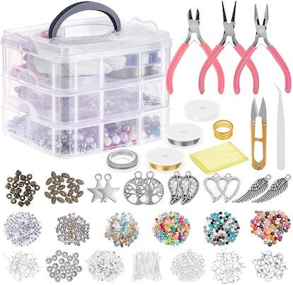 cridoz Jewelry Making Kit
